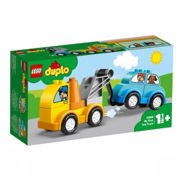 LEGO LEGO MY FIRST TOW TRUCK 10883