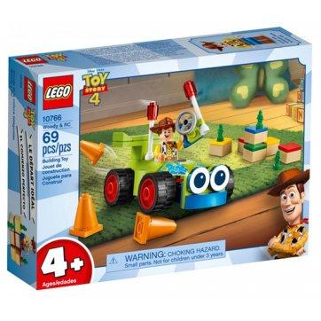 LEGO LEGO WOODY & RC 10766