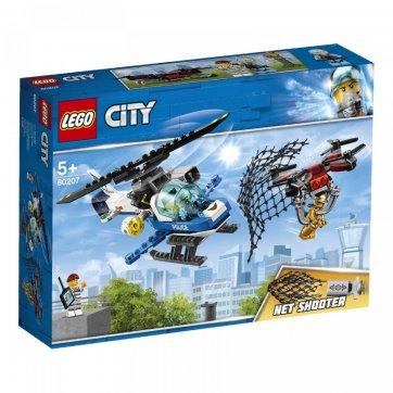 LEGO LEGO SKY POLICE DRONE CHASE 60207