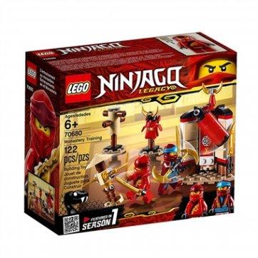 LEGO LEGO NINJAGO MONASTERY TRAINING 70680