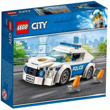 LEGO LEGO POLICE PATROL CAR 60239