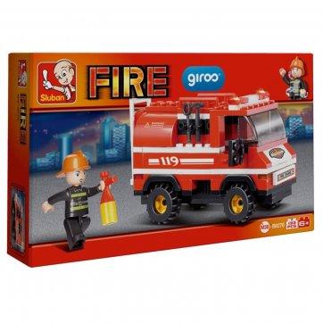 Sluban FIRE B0276 FIRE TRUCK