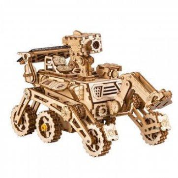 Robotime Harbinger Rover Ξύλινη Κατασκευή LS402