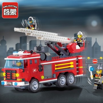 Enlighten ΤΟΥΒΛΑΚΙΑ ENLIGHTEN FIRE RESCUE