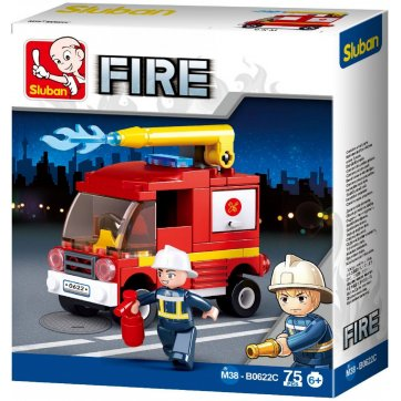 Sluban FIRE B0622C