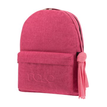 POLO ΣΑΚΙΔΙΟ DOUBLE SCARF BACKPACK POLO 9-01-235-84 2019