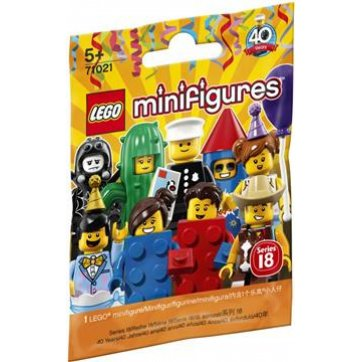 LEGO LEGO MINIFIGURES 71021