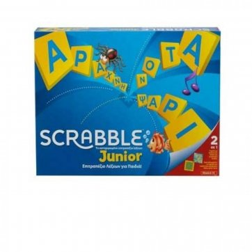 MATTEL GAMES SCRABBLE JUNIOR MATTEL GAMES