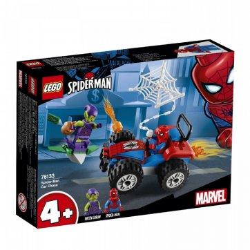 LEGO LEGO SPIDER-MAN CAR CHASE 76133